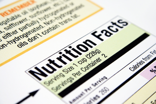Nutrition Panel